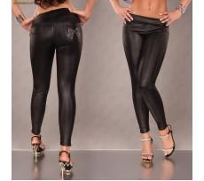 Черные лосины - всегда в моде! ⬤
