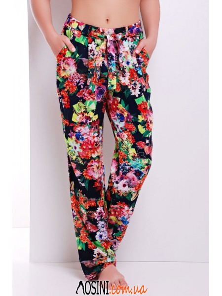 Летние женские брюки - 0324-6